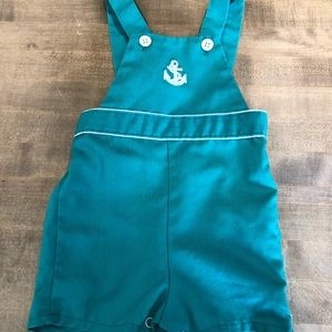 Other - Vintage anchor overalls